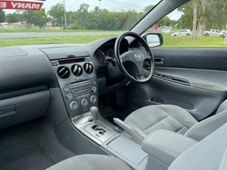 2004 Mazda 6 GG1031 MY04 Classic White 4 Speed Sports Automatic Sedan