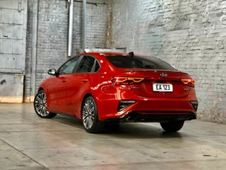 2019 Kia Cerato BD MY19 GT DCT Orange 7 Speed Sports Automatic Dual Clutch Sedan
