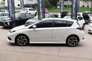 2016 Toyota Corolla ZRE182R SX S-CVT White 7 Speed Constant Variable Hatchback