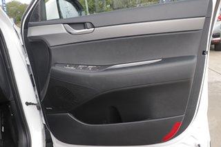 2020 Hyundai Palisade LX2.V1 MY21 AWD White Cream 8 Speed Sports Automatic Wagon