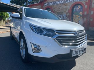 2017 Holden Equinox EQ MY18 LTZ-V AWD White 9 Speed Sports Automatic Wagon.