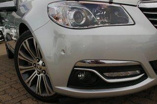 2015 Holden Calais VF MY15 V Silver 6 Speed Automatic Sedan.