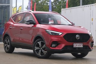 2020 MG ZST MY21 Excite Diamond Red 6 Speed Automatic Wagon.