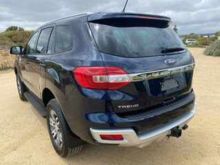 2019 Ford Everest UA II 2019.75MY Trend Blue 10 Speed Sports Automatic SUV