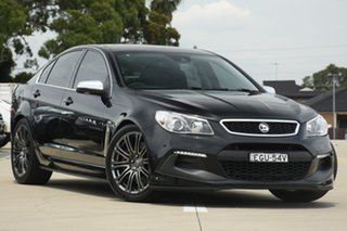 2016 Holden Special Vehicles Senator Gen F2 Signature Black 6 Speed Auto Active Sequential Sedan.