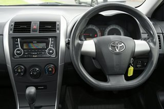 2013 Toyota Corolla ZRE152R Ascent Shimmer 4 Speed Automatic Sedan