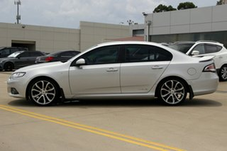 2012 Ford Falcon FG MkII XR6 Limited Edition Silver 6 Speed Sports Automatic Sedan