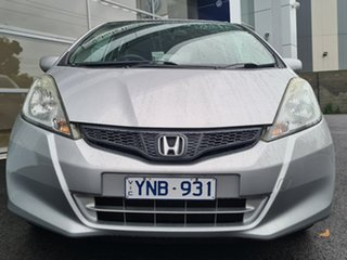 2011 Honda Jazz GLi Silver 5 Speed Automatic Liftback