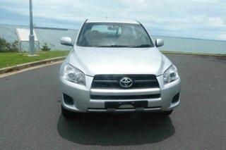 2010 Toyota RAV4 ACA33R MY09 CV Silver 4 Speed Automatic Wagon