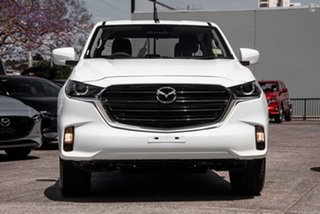 2020 Mazda BT-50 TFS40J XT White 6 Speed Sports Automatic Cab Chassis.