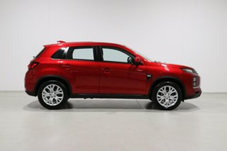 2019 Mitsubishi ASX XD MY20 ES (2WD) Red Continuous Variable Wagon