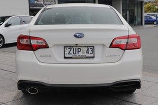 2020 Subaru Liberty B6 MY20 2.5i CVT AWD Crystal White 6 Speed Constant Variable Sedan.