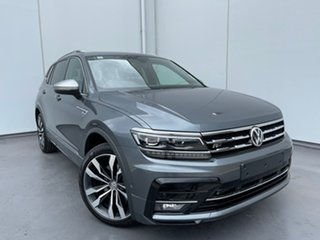 2020 Volkswagen Tiguan 5N MY20 162TSI Highline DSG 4MOTION Allspace 2r2r 7 Speed.