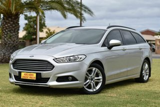 2017 Ford Mondeo MD 2017.00MY Ambiente Silver 6 Speed Sports Automatic Dual Clutch Wagon.