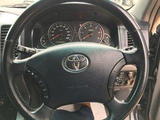 2008 Toyota Landcruiser Prado KDJ120R GXL Grey Automatic