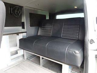2015 Volkswagen Transporter T6 MY16 TDI340 LWB Candy White 6 Speed Manual Van