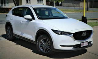 2020 Mazda CX-5 Maxx Sport Grey 6 Speed Automatic Wagon.