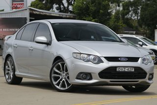 2012 Ford Falcon FG MkII XR6 Limited Edition Silver 6 Speed Sports Automatic Sedan.