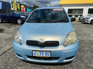 2004 Toyota Echo NCP10R MY03 Blue 4 Speed Automatic Hatchback