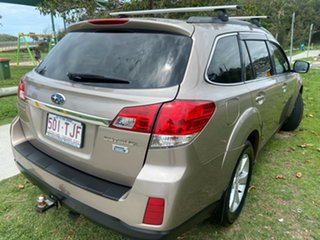 2013 Subaru Outback B5A MY13 2.0D Lineartronic AWD Bronze 7 Speed Constant Variable Wagon