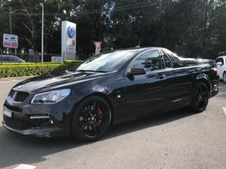 2015 Holden Special Vehicles Maloo Gen-F MY15 R8 Black 6 Speed Sports Automatic Utility