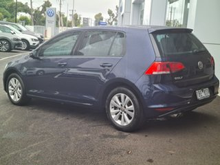2014 Volkswagen Golf VII MY14 90TSI DSG Comfortline Blue 7 Speed Sports Automatic Dual Clutch.
