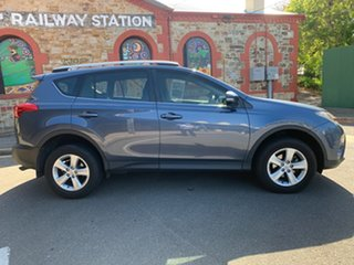 2013 Toyota RAV4 ZSA42R GX 2WD Blue 7 Speed Constant Variable Wagon.