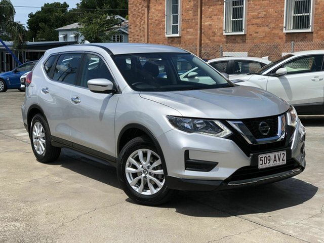 Used Nissan X-Trail T32 Series II ST X-tronic 4WD Chermside, 2019 Nissan X-Trail T32 Series II ST X-tronic 4WD Silver 7 Speed Constant Variable Wagon