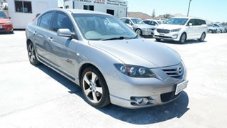 2005 Mazda 3 BK SP23 Grey 4 Speed Auto Activematic Sedan.