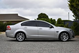 2011 Holden Berlina VE II International Silver 6 Speed Sports Automatic Sedan