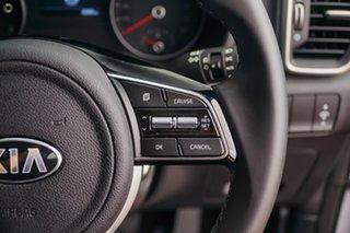 2020 Kia Sportage QL MY21 S 2WD Silver 6 Speed Sports Automatic Wagon.