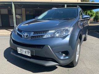 2013 Toyota RAV4 ZSA42R GX 2WD Blue 7 Speed Constant Variable Wagon