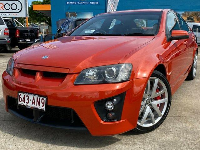 Used Holden Special Vehicles ClubSport E Series R8 Rocklea, 2006 Holden Special Vehicles ClubSport E Series R8 Orange 6 Speed Manual Sedan