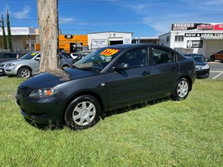 2005 Mazda 3 BK10F1 Neo 4 Speed Sports Automatic Sedan.