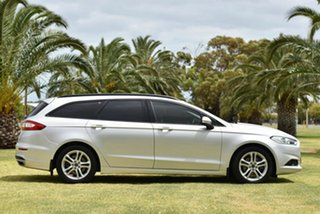 2017 Ford Mondeo MD 2017.00MY Ambiente Silver 6 Speed Sports Automatic Dual Clutch Wagon