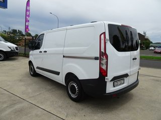 2015 Ford Transit Custom VN 290S Low Roof SWB Frozen White 6 Speed Manual Van