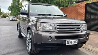 2007 Land Rover Range Rover Sport 4.4 V8 Grey 6 Speed Auto Sequential Wagon
