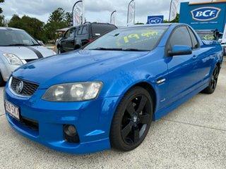 2012 Holden Ute VE II SS Thunder Blue 6 Speed Manual Utility.