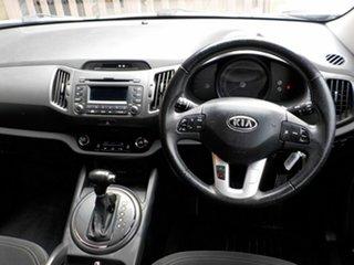 2012 Kia Sportage SL MY12 SLi Silver 6 Speed Sports Automatic Wagon