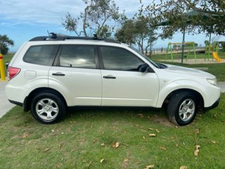 2012 Subaru Forester S3 MY12 X AWD White 4 Speed Sports Automatic Wagon.