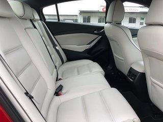 2017 Mazda 6 GL1021 Atenza SKYACTIV-Drive Soul Red 6 Speed Sports Automatic Sedan