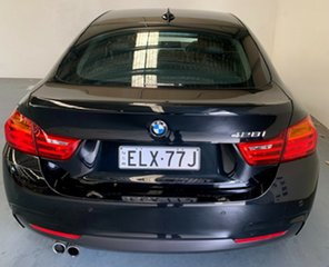 2015 BMW 4 Series F32 428i Luxury Line Black 8 Speed Sports Automatic Coupe
