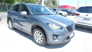 2013 Mazda CX-5 Maxx Sport (4x4) Blue 6 Speed Automatic Wagon.