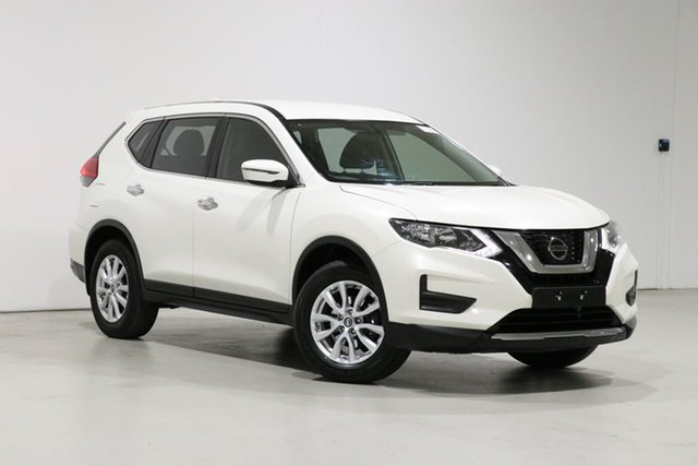 Used Nissan X-Trail T32 Series 2 ST (2WD) Bentley, 2017 Nissan X-Trail T32 Series 2 ST (2WD) Pearl White Continuous Variable Wagon