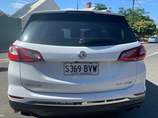 2017 Holden Equinox EQ MY18 LTZ-V AWD White 9 Speed Sports Automatic Wagon