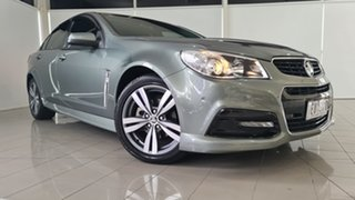 2015 Holden Commodore VF MY15 SV6 Grey 6 Speed Sports Automatic Sedan.