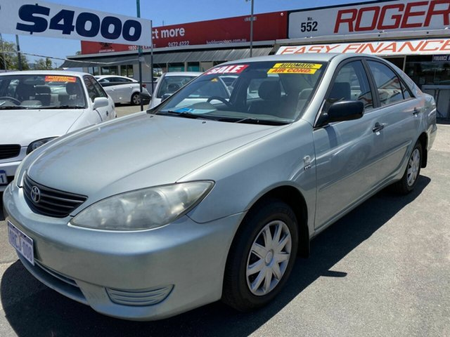 Used Toyota Camry ACV36R Altise Victoria Park, 2004 Toyota Camry ACV36R Altise Green 4 Speed Automatic Sedan