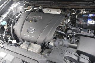 2013 Mazda CX-5 KE1071 Maxx SKYACTIV-Drive AWD Sport Silver 6 Speed Sports Automatic Wagon