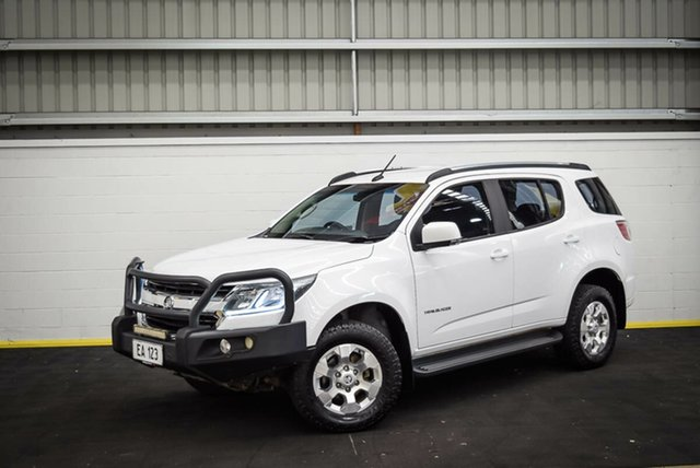 Used Holden Trailblazer RG MY17 LT Canning Vale, 2017 Holden Trailblazer RG MY17 LT White 6 Speed Sports Automatic Wagon