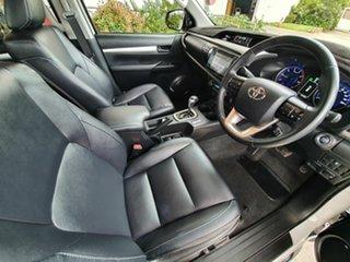 2018 Toyota Hilux SR5 Premium White 6 Speed Automatic Dual Cab.